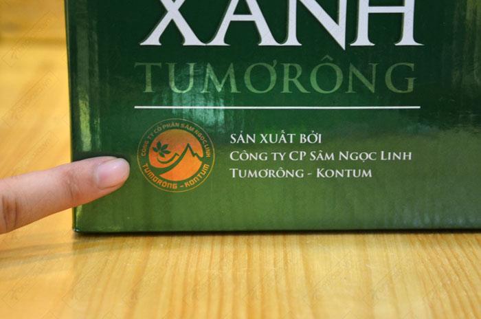 Nấm lim xanh Tumorong KonTum thái lát chất lượng cao L301 8