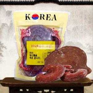 Nấm linh chi Hàn Quốc chất lượng được phân phối tại những đơn vị uy tín