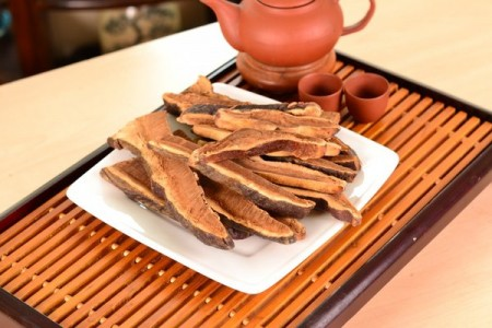Sử dụng nấm linh chi tốt cho bệnh ung thư