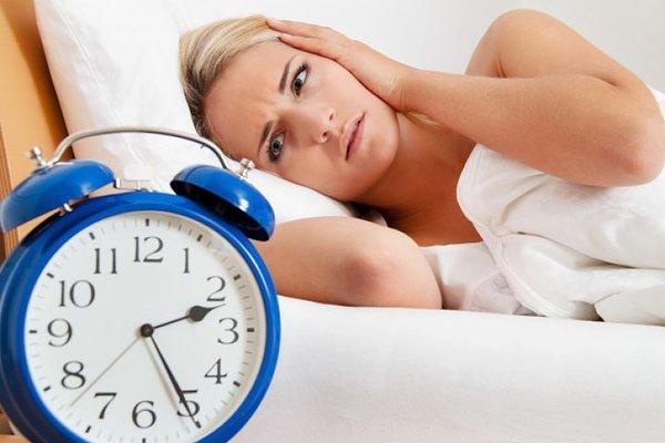 chứng mất ngủ đang có dấu hiệu trẻ hóa