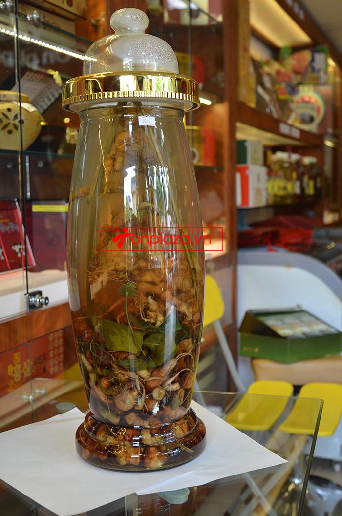 Những mẫu sâm ngọc linh khác hiện đang có tại Onplaza Việt-Pháp 10