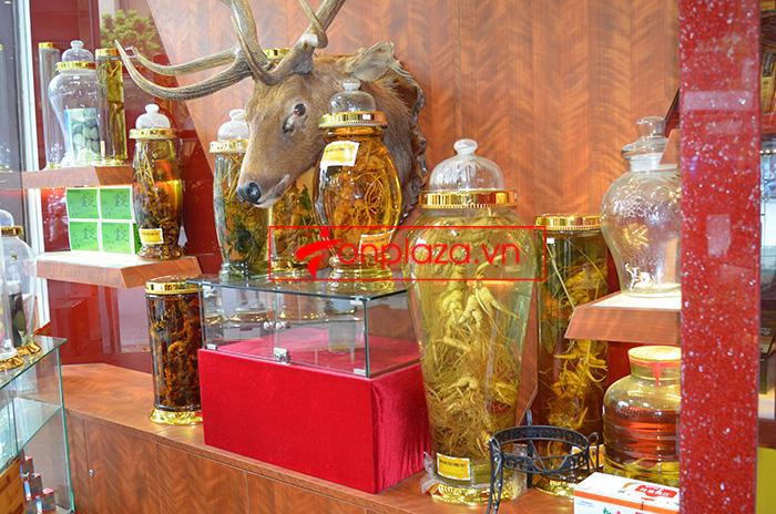 Những mẫu sâm ngọc linh khác hiện đang có tại Onplaza Việt-Pháp 2