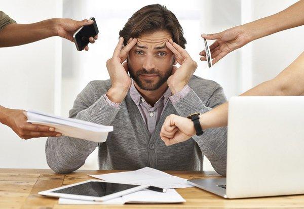 Stress là căn bệnh phổ biến ở nhiều người