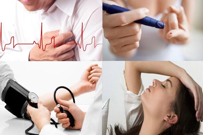 Linh chi tốt cho sức khỏe và tim mạch