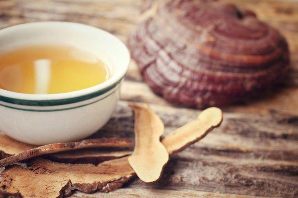 Nấu nước linh chi uống hàng ngày tốt cho sức khỏe
