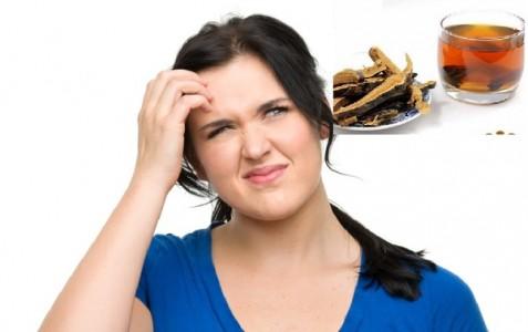 Uống nước nấm linh chi có giảm được cân không?