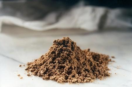nấm linh chi dạng bột phổ biến trên thị trường