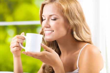 uống trà linh chi giảm cân là giải pháp được nhiều người lựa chọn