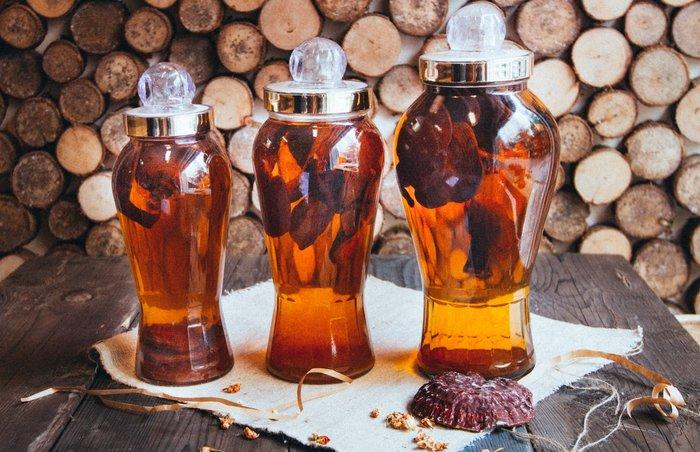 Rượu nấm linh chi phù hợp cho nam giới
