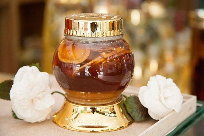 Cách dùng nhân sâm Hàn Quốc ngâm mật ong