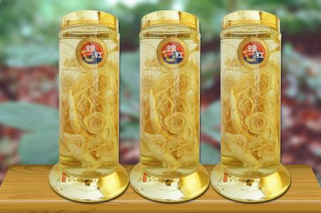 Cách dùng nhân sâm Hàn Quốc ngâm rượu