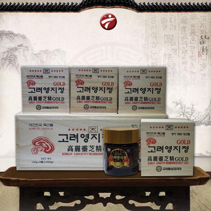 Cao linh chi Hàn Quốc có nhiều loại