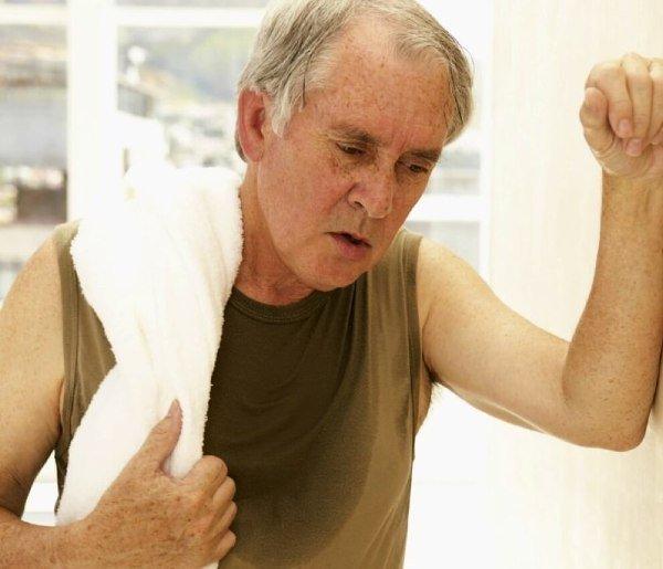 Thở hổn hển có thể là biểu hiện bệnh phổi