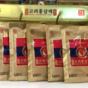 tinh chất hồng sâm Hàn Quốc cao cấp 6 năm tuổi NS052 10