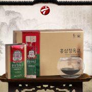 Tinh chất hồng sâm mật ong Chính phủ cao cấp Cheong Kwan Jang loại hộp 30 gói