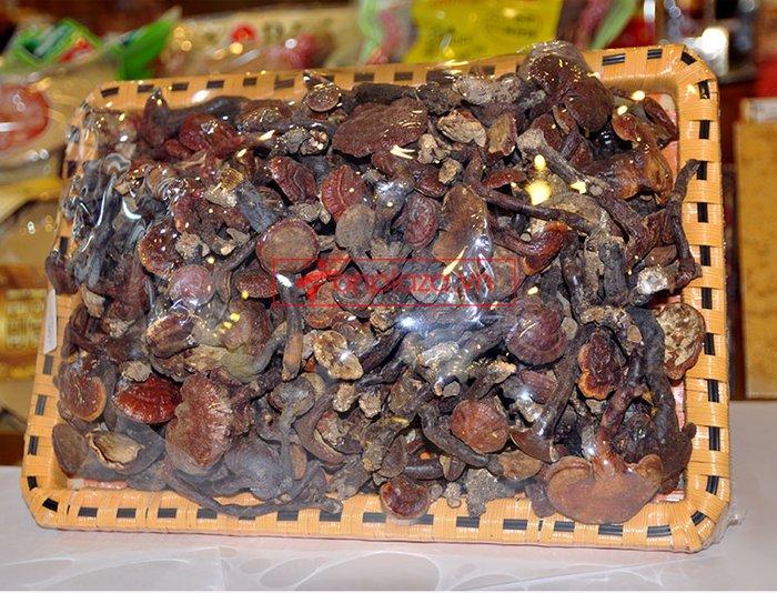 Nấm lim xanh rừng Quảng Nam tai nhỏ, già nấm hộp 1kg L309 1