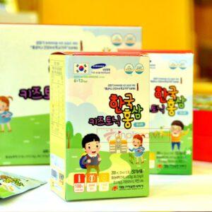 Nước hồng sâm trẻ em Baby Tonic Step cao cấp KGC Cheong Kwan Jang cho bé từ 8-10 tuổi NS677 6