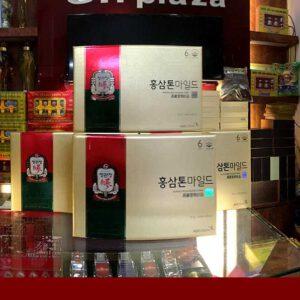 Nước hồng sâm trẻ em cao cấp Chính Phủ KGC (Cheong Kwan Jang) Tonic Mild hộp 30 gói NS635 12